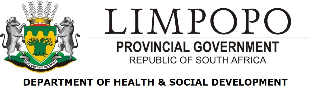 Limpopo Department of Health and Social Development ...